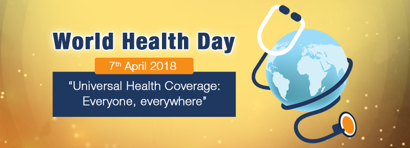 World Health Day Is Observed Every Year On April 7 To Mark The Anniversary Of Foundation Organization WHO